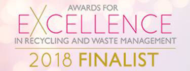 Awards For Excellence In Recycling and Waste Management logo